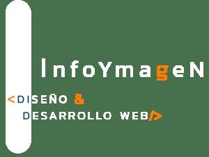 InfoYmageN Logo Blanco
