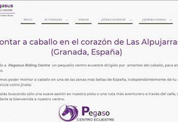 Pegasus Riding Centre Granada