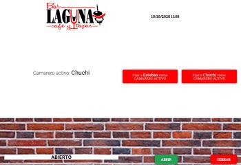 Bar Laguna Carta Digital y codigo QR