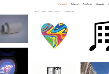 roseillanes web Diseño Gráfico e Ilustración